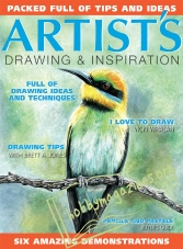 Artists Drawing and Inspiration - Iss.18