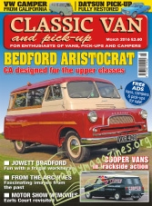 Classic Van and Pick-Up – March 2016