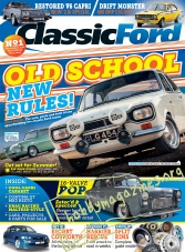 Classic Ford - April 2016
