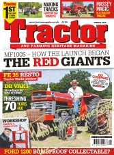 Tractor & Farming Heritage – March 2016