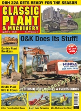 Classic Plant & Machinery - April 2016