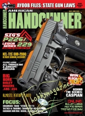 American Handgunner - May/June 2016