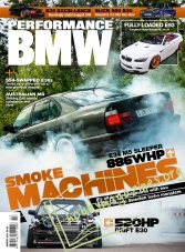 Performance BMW – March 2016