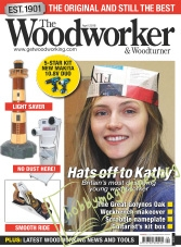 The Woodworker and Woodturner – April 2016