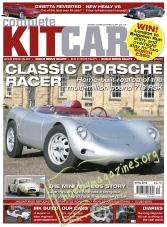 Complete Kit Car - April 2016