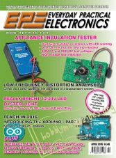Everyday Practical Electronics – April 2016