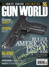 Gun World – April 2016