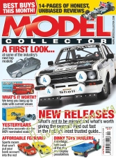 Model Collector – April 2016