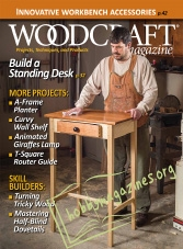 Woodcraft Magazine - April/May 2016