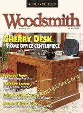 Woodsmith #224 - April/May 2016