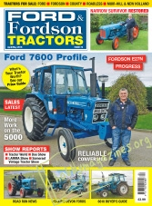 Ford & Fordson Tractors – April/May 2016