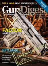 Gun Digest – March 2016