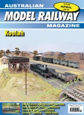 Australian Model Railway – April 2016