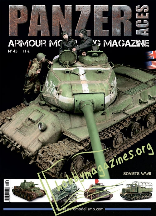 Panzer Aces 045 187 Hobby Magazines Free Download Digital