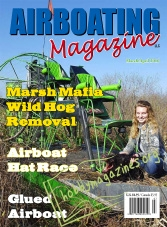 Airboating Magazine - March/April 2016