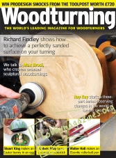 Woodturning - March 2016