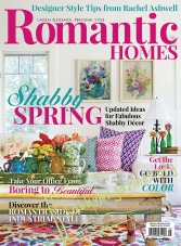Romantic Homes – March 2016
