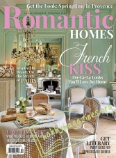 Romantic Homes - April 2016