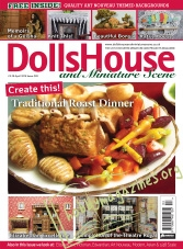Dolls House and Miniature Scene – April 2016