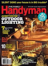 The Family Handyman - April 2016