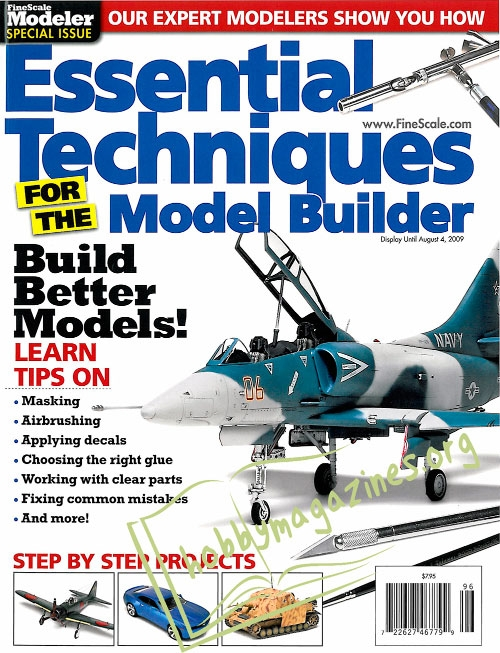 FineScale Modeler Special : Essential Techniques for the Model Builder