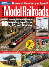 Model Railroader Special : Great Model Railroads 2013