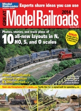 Model Railroader Special : Great Model Railroads 2014