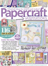 Papercraft Inspirations – May 2016
