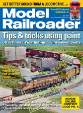 Model Railroader – May 2016