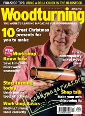 Woodturning – Winter 2010