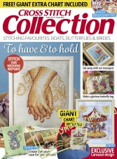 Cross Stitch Collection – May 2016