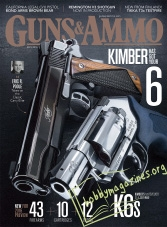 Guns & Ammo - May 2016