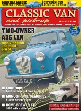 Classic Van and Pick-Up – May 2016