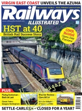 Railways Illustrated – May 2016