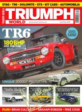 Triumph World - April/May 2016