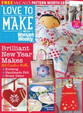 Love to Make - January 2016