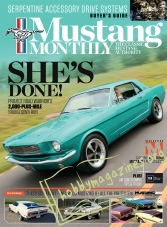Mustang Monthly – April 2016