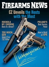 Firearms News – Vol.70 Iss.11 2016