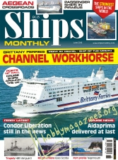 Ships Monthly – June 2016