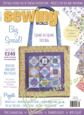 Sewing World – March 2016