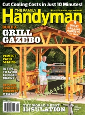 The Family Handyman – May 2016