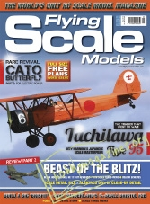 Flying Scale Models - May 2016