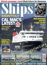 Ships Monthly - November 2011