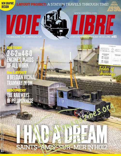 Voie Libre - April/May/June 2016
