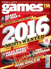 GamesTM - Issue 169, 2016