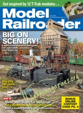 Model Railroader – June 2016