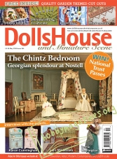 Dolls House and Miniature Scene – May 2016