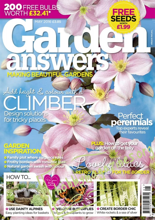 Garden Answers - May 2016