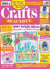Crafts Beautiful - June 2016