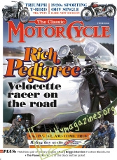 The Classic MotorCycle – June 2016